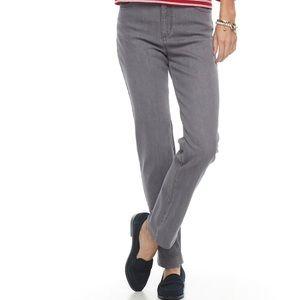 Plus Size GLORIA VANDERBILT AMANDA S/L Jeans